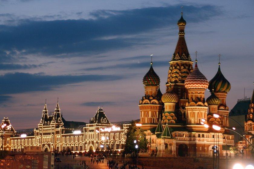 Moskova\nMetrekare fiyatı: 22 bin - 24 bin 300 dolar