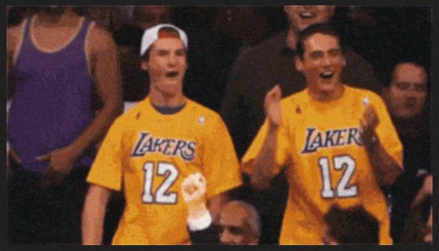 Deal with it gif lakers reverse