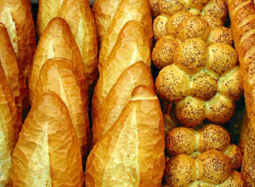 Alkol, ekmek ve karbonhidratlardan uzak durun.