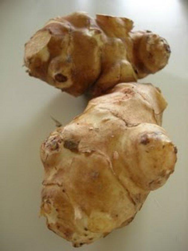 Yer elması: Birçok antioksidan içeren yer elması, serbest radikalleri vücuttan atarak kalp sağlığını korur.