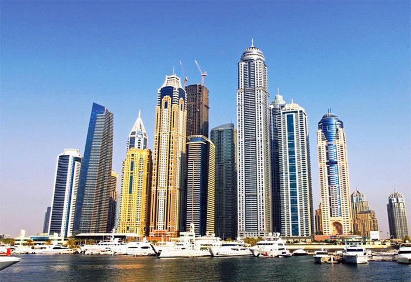 <b>15. Princess Tower</b> (en uzun olan)\n<br>Dubai, UAE, 414m