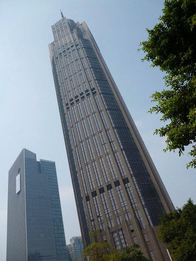 29. The Pinnacle</b>\n<br>Guangzhou, China, 360m