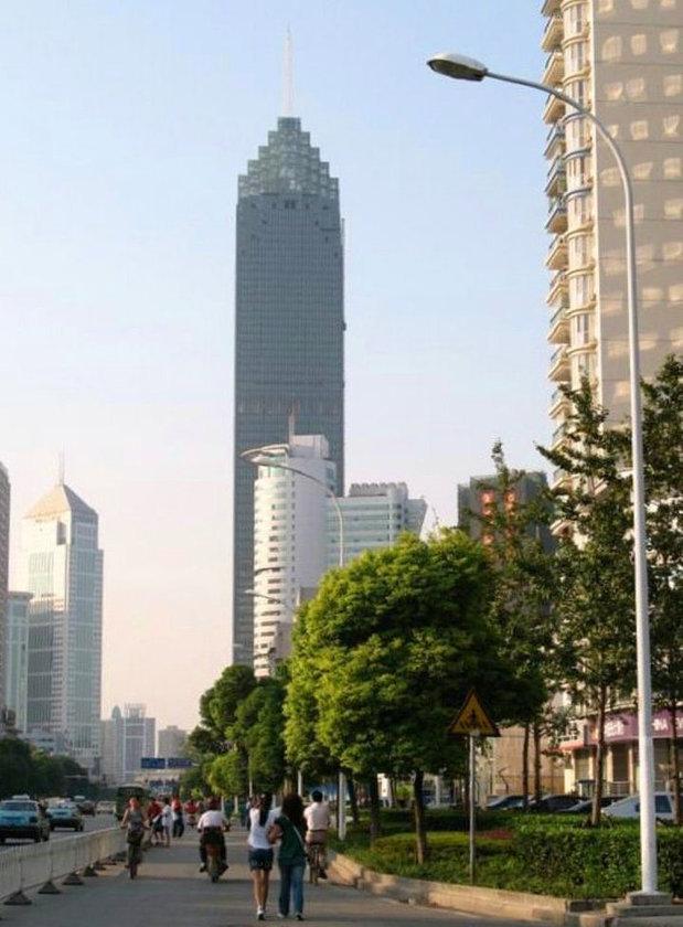 <b>45. Minsheng Bank Building</b>\n<br>Wuhan, China, 331m