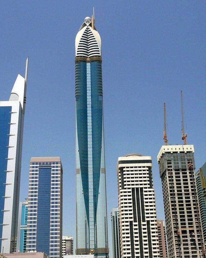 <b>43. Rose Tower</b>\n<br>Dubai, UAE, 333m