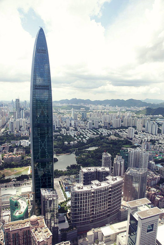 <b>11. Kingkey 100\n<br>Shenzhen, China, 442m