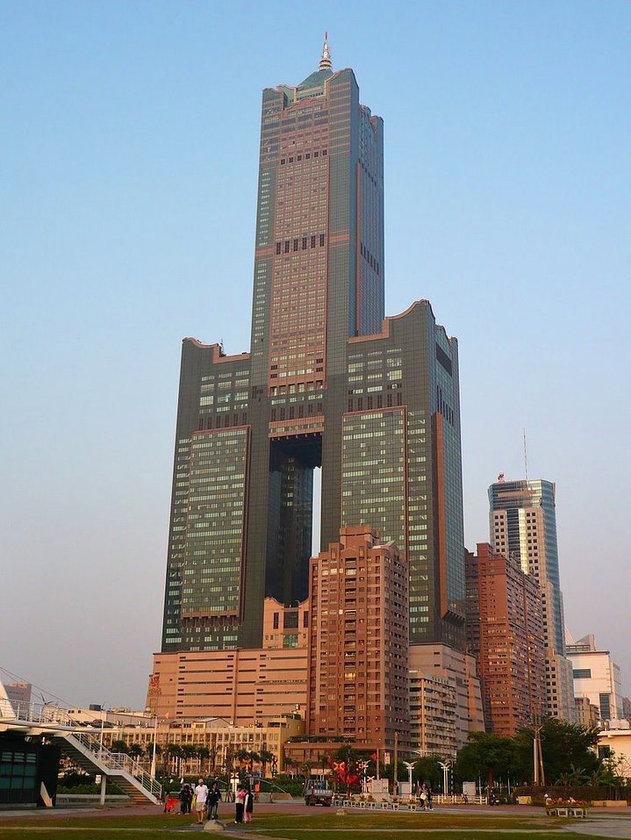<b>24. Tuntex Sky Tower</b>\n<br>Kaohsiung, Taiwan, 378m