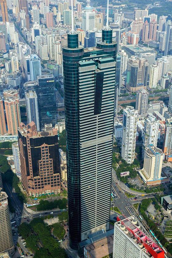 <b>20. Shun Hing Square</b>\n<br>Shenzhen, China, 384m