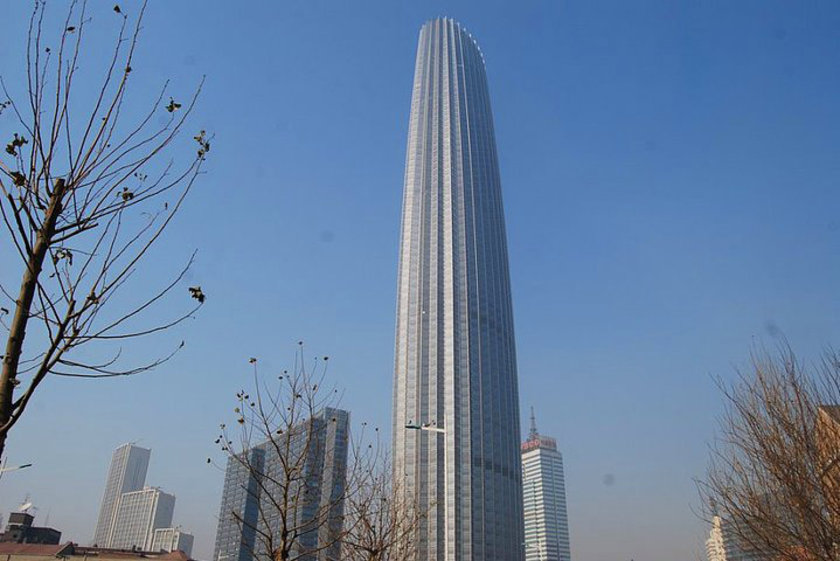 <b>40. Tianjin World Financial Center</b>\n<br>Tianjin, China, 337m