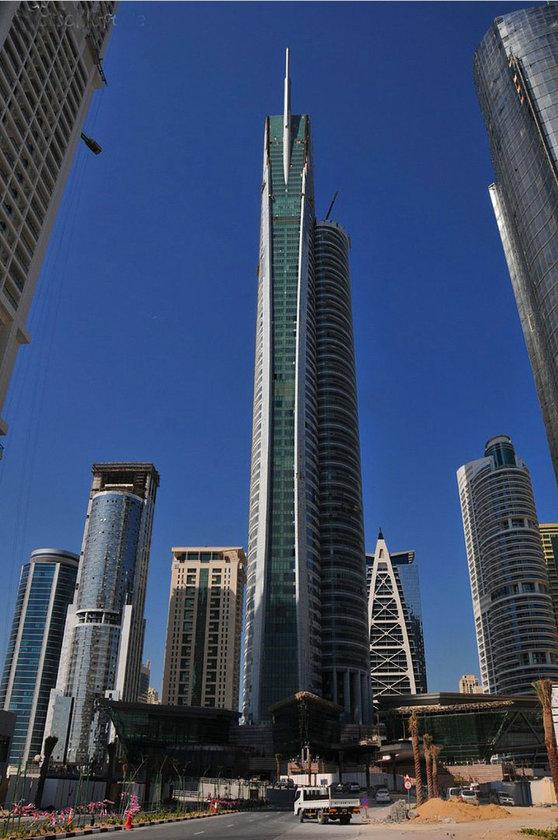 <b>28. Almas Tower</b>\n<br>Dubai, UAE, 363m