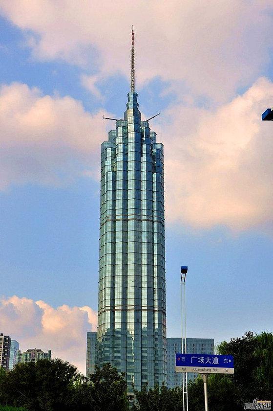 <b>44. Modern Media Center</b>\n<br>Changzhou, China, 332m