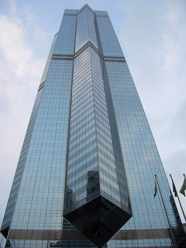 <b>34. The Center</b>\n<br>Hong Kong, Hong Kong, 346m