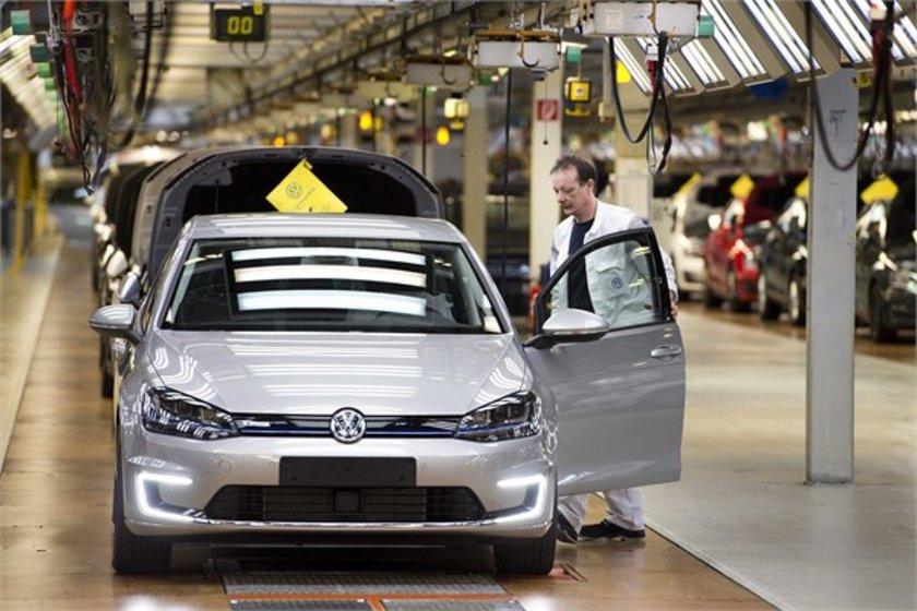 19- Volkswagen\n<br>Marka değeri 27,062 milyar dolar.