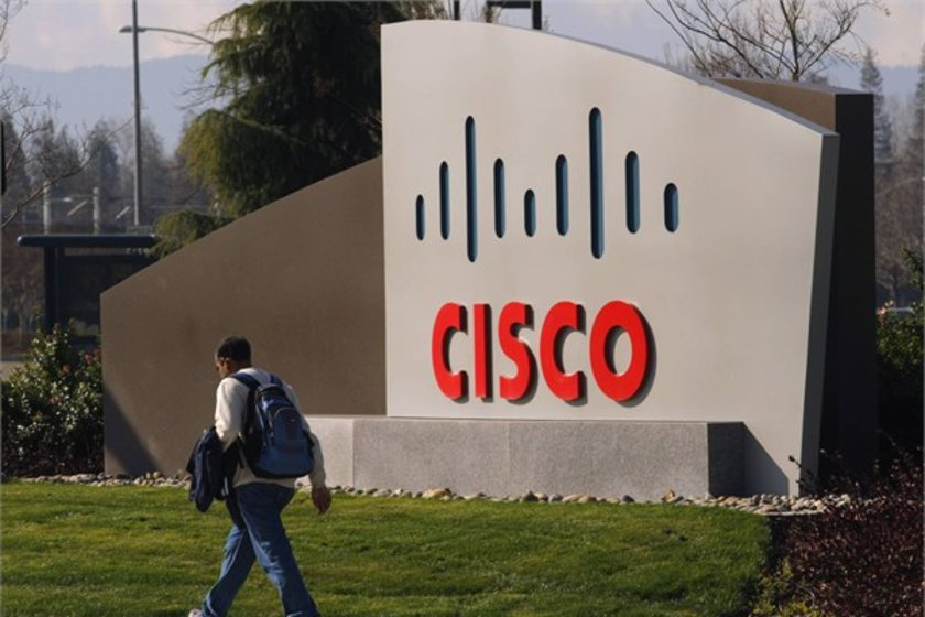 36- Cisco\n<br>Marka değeri 20,784 milyar dolar. \n
