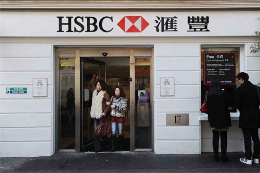 20- HSBC\n<br>Marka değeri 26,870 milyar dolar.