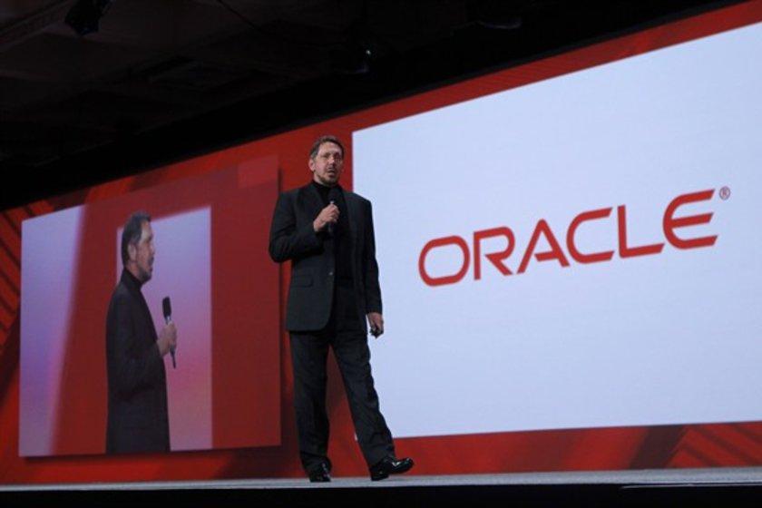 37- Oracle\n<br>Marka değeri 20,635 milyar dolar.