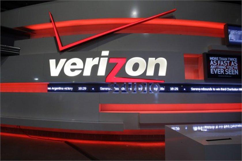 5- Verizon\n<br>Marka değeri 53,466 milyar dolar. \n