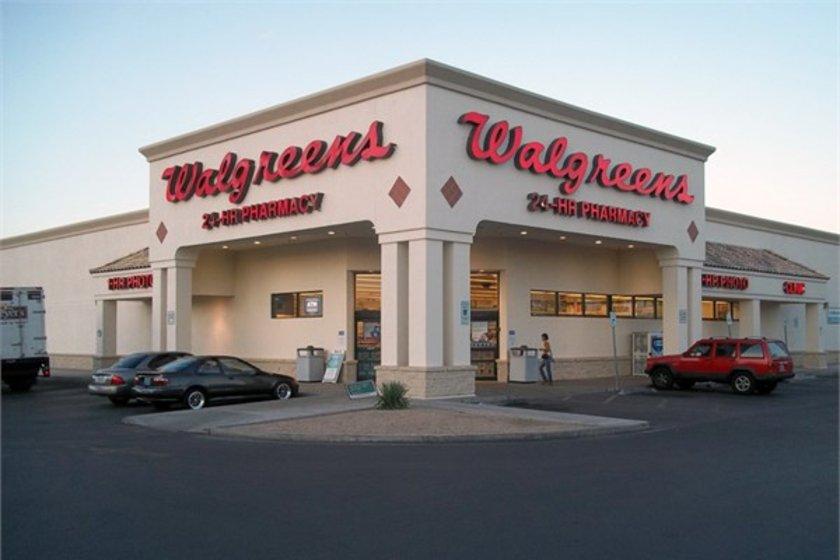 68- Walgreens\n<br>Marka değeri 15,350 milyar dolar.