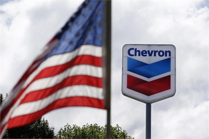 49- Chevron\n<br>Marka değeri 19,171 milyar dolar.