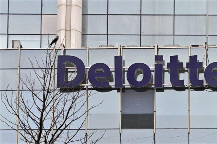 76- Deloitte\n<br>Marka değeri 13,755 milyar dolar.