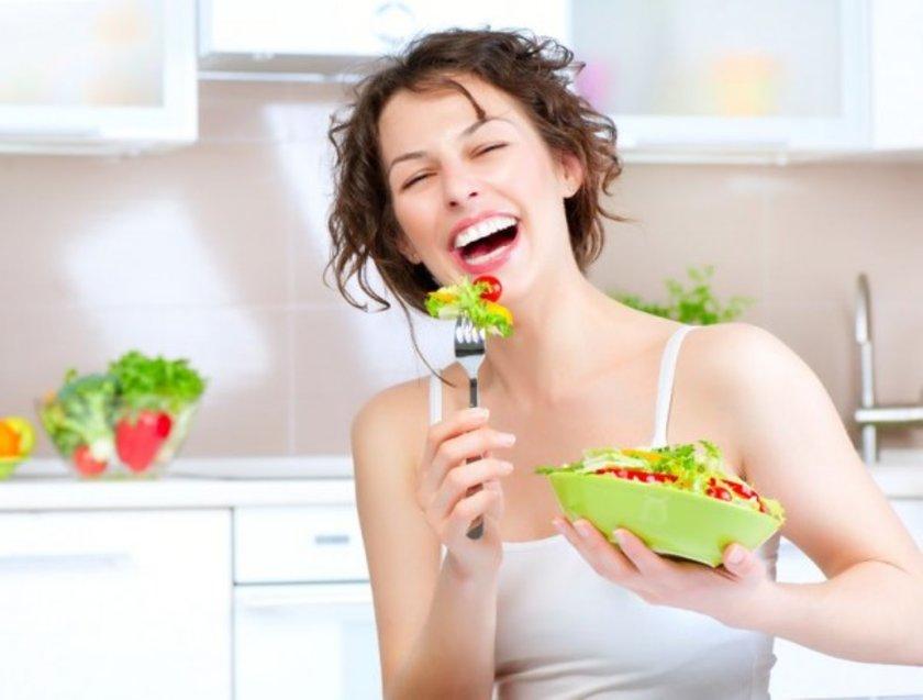 Galeta unu, kraker, mısır gevreği, patlamış mısır unutmayınki tuz içerir. \n<br>Hazır çorbalar, et suyu tableti genel olarak tuzludur...
