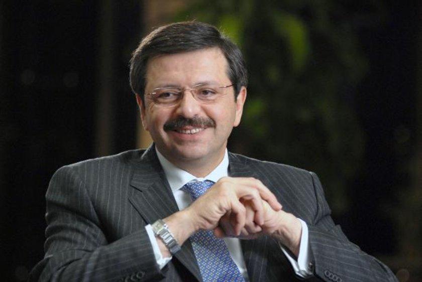 5. Rifat Hisarcıklıoğlu (TOBB Başkanı)\n<br>112 bin 647 takipçi