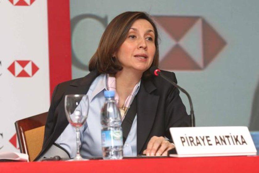 29. Piraye Antika (HSBC Bank Yönetim Kurulu Üyesi)\n<br>9.371 takipçi