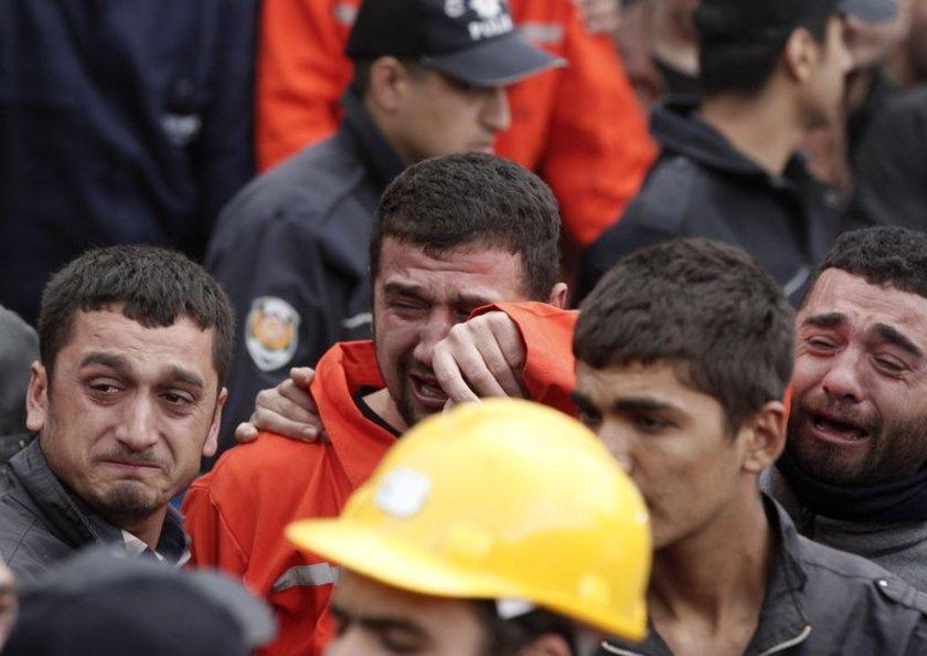 İşte Türkiye'yi gözyaşlarına boğan faciadan fotoğraflar...