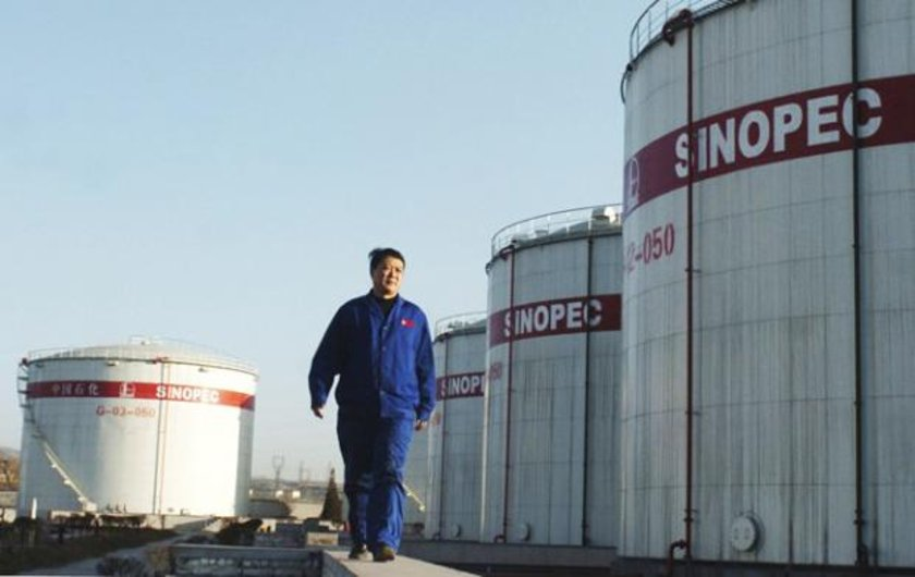 29- Sinopec-China Petroleum