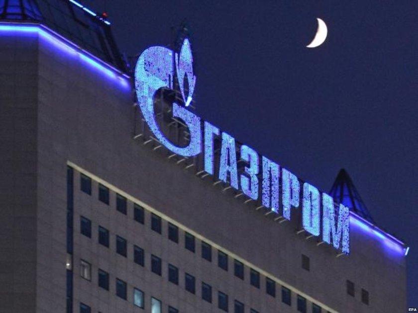 21- Gazprom \n