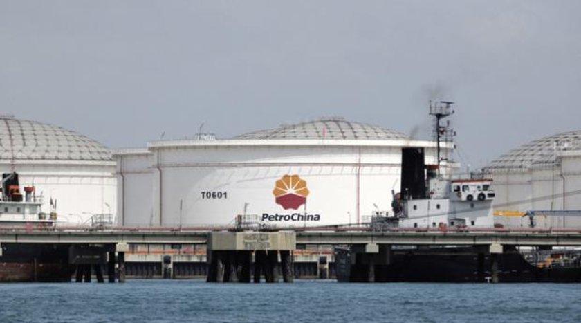 10- PetroChina \n