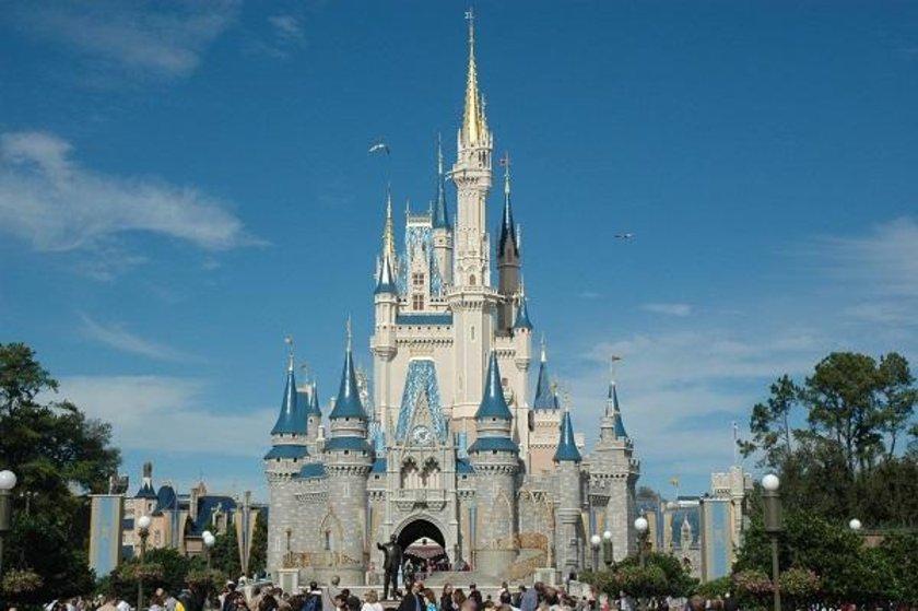 100- Walt Disney \n