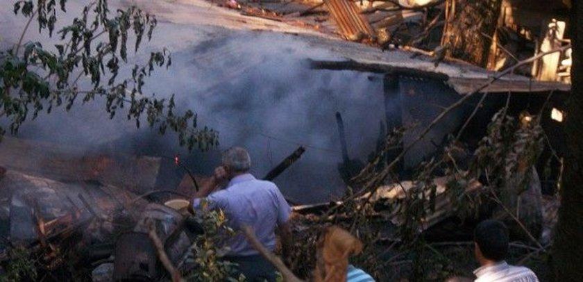 8 Eylül 2004: Kastamonu'nun Küre ilçesinde yangın (19 ölü).\n