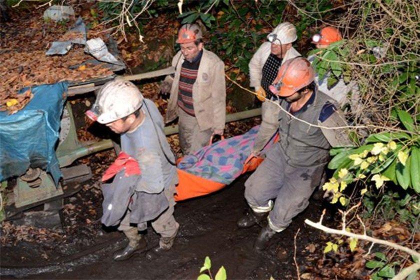 Türkiye İstatistik Kurumunca geçen mart ayında yayınlanan ve iş kazalarının sektörel dağılımının yer aldığı rapora göre, Türkiye'de iş kazalarının en fazla yaşandığı sektör, 'maden ve taş ocakçılığı' olarak belirlendi.