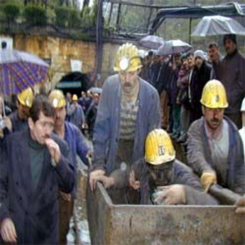 22 Kasım 2003: Karaman'ın Ermenek ilçesinde grizu patlaması (10 ölü).