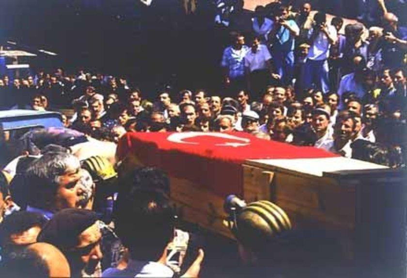 7 Mart 1983: Armutçuk'ta grizu patlaması (103 ölü).