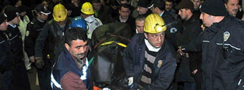 17 Mayıs 2010: Zonguldak'ta grizu patlaması (30 ölü).