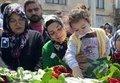 Sedat Toprak'ın naaşı kılınan cenaze namazının ardından gözyaşları içinde toprağa verildi.