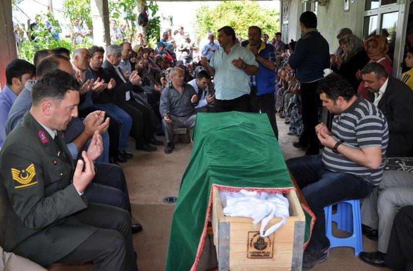 <b>MİTHAT ÖZDİRİK</b>\n28 yaşındaki Mithat Özdirik'in cenazesi Bartın'a gönderildi