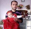 Hayatının baharında henüz 34 yaşında yaşamını yitiren maden işçisi Sedat Toprak, yıllarca çocuk sahibi olabilmek için çaba sarf etti.