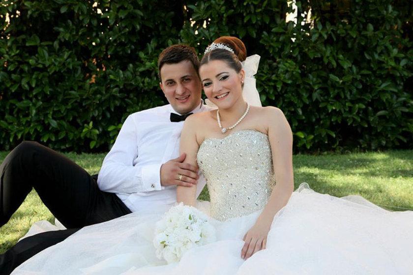 Birlikte okudukları aynı üniversitede tanıştıktan 8 yıl sonra 11 ay önce maden mühendisi Burak ile evlenen Aydan Karayel, yakınlarının desteğiyle güçlükle ayakta durabildi.