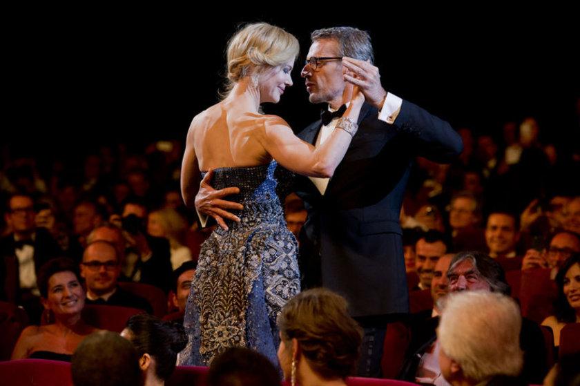 Açılış törenine Nicole Kidman ve Lambert Wilson'ın dansı damga vurdu.
