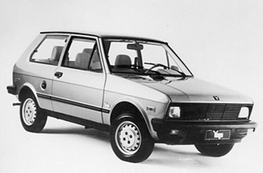 1985 Yugo GV
