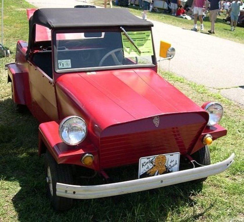 1957 King Midget Model III