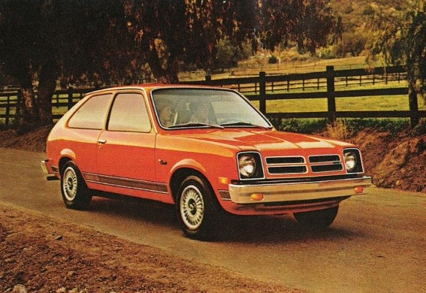 1976 Chevy Chevette