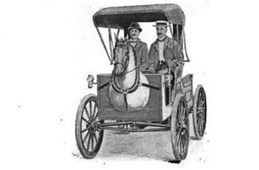1899 Horsey Horseless