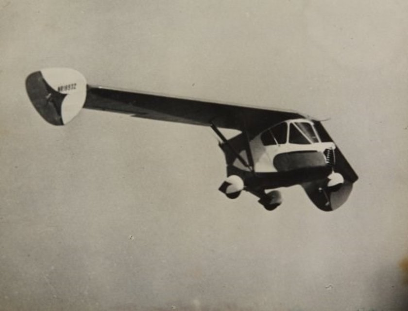 1957 Waterman Aerobile