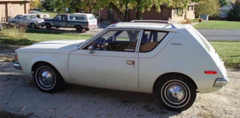 1970 AMC Gremlin\n