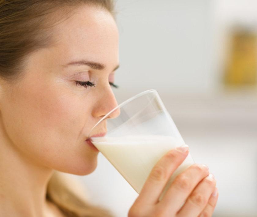 Sahurda süt içmek tok tutuyor