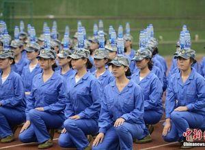 Kadın askerlerin büyük sınavı!