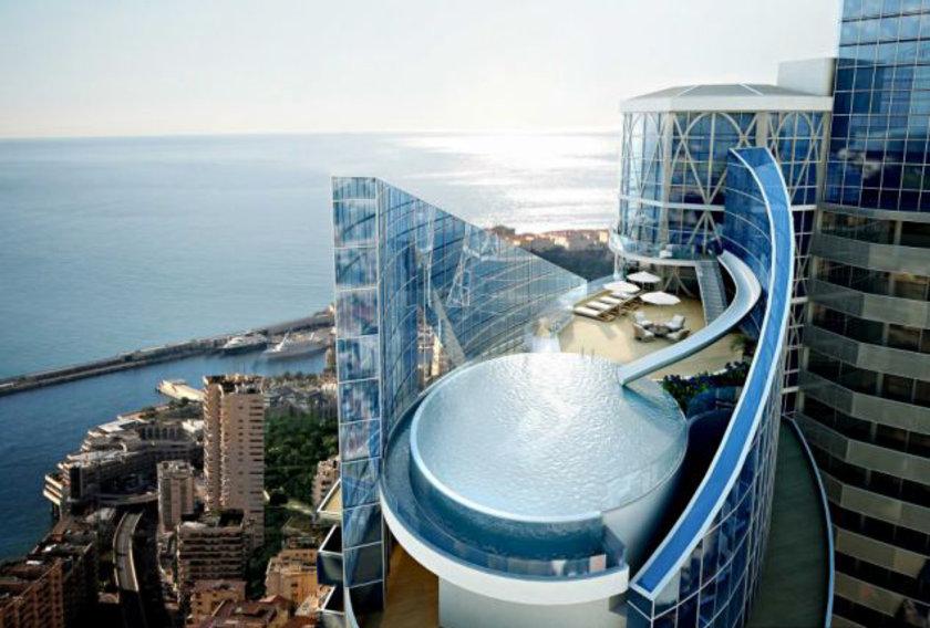 <p>Monaco'da bulunan ve dünyanın en pahalı dairesi ünvanına sahip olan ev, kapılarını açtı.</p>